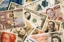 Currency-Collage-stock-market