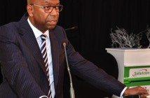 Bob Collymore (CEO Safaricom) 2015