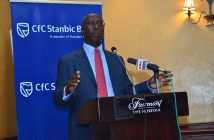 Mr. Philip Odera, CEO, CfC Stanbic Bank