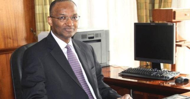 Central Bank of Kenya (CBK) Governor 2016