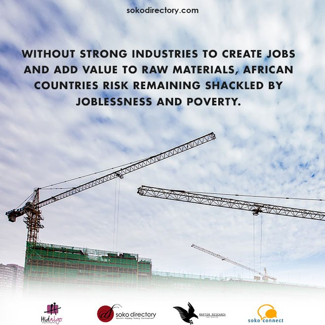 tacklingjoblessness-and-poverty-in-africa-through-industrialization