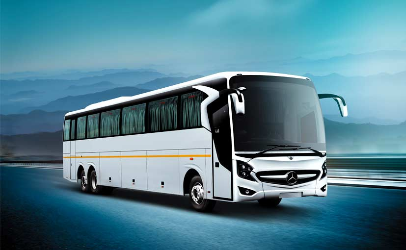daimler launches new mercedes benz bus models into the. Black Bedroom Furniture Sets. Home Design Ideas
