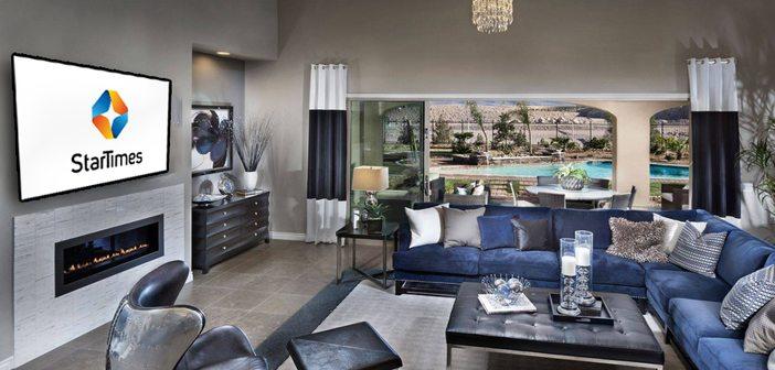 Startimes Centerpiece Living Room