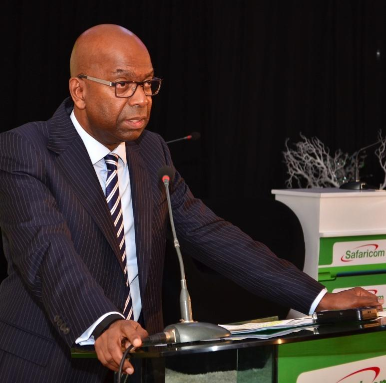 Bob Collymore (CEO Safaricom) 2015