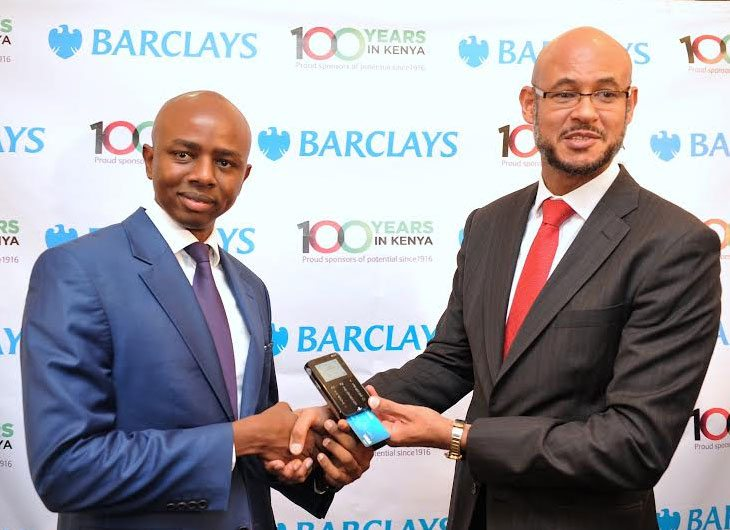 barclays bank kenya mobile card payment solution