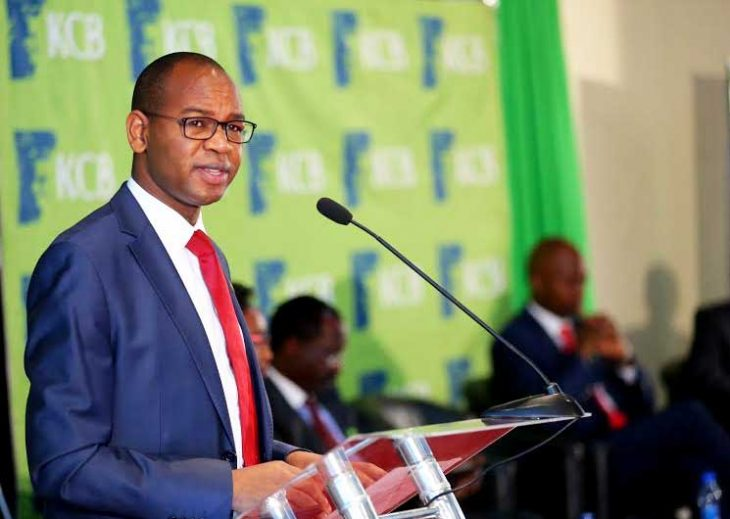 KCB records 5pc growth in net profit to KSh 15.07 billion