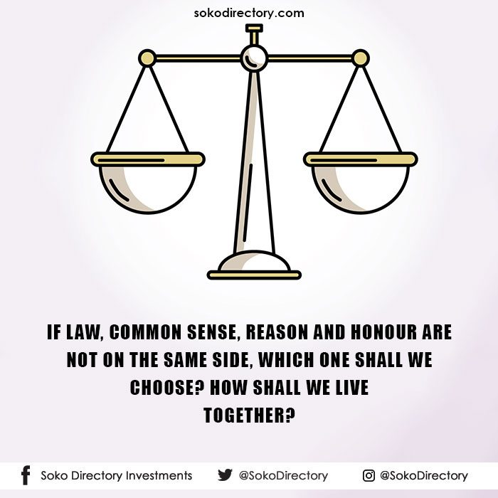 law-common-sense-reason-and-honour