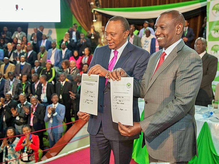 President Kenyatta's victory upheld by the Supreme Court