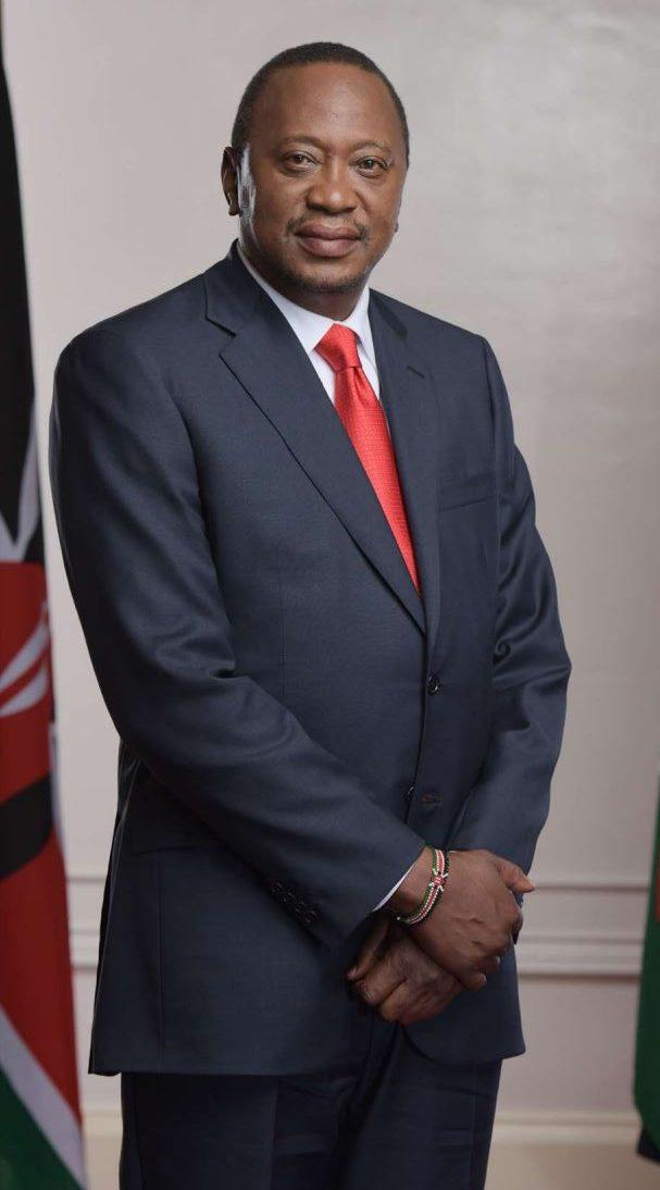 Uhuru Kenyatta re-elected president with 54pc of vote in ...