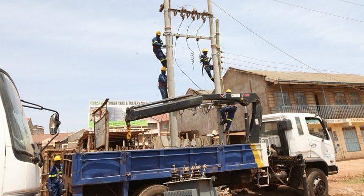 Kenya Power KRA