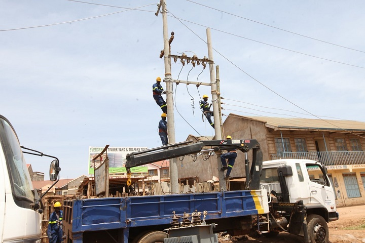 Power Restored after Outage hits Nairobi and Parts of Kenya