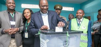 Tuesday Gazetted as Public Holiday for Uhuru , Ruto Swearing-in