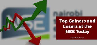Kenyan Stock Market Exhibited a Downward Trend in October top Safaricom Plc Top