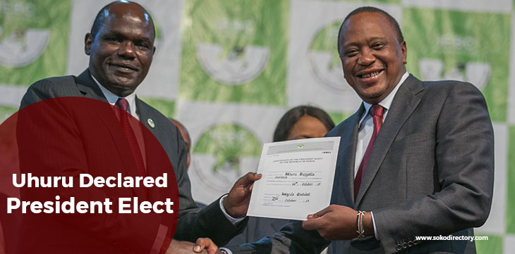 Validity of Uhuru Kenyatta's re-election victory challenged in Court