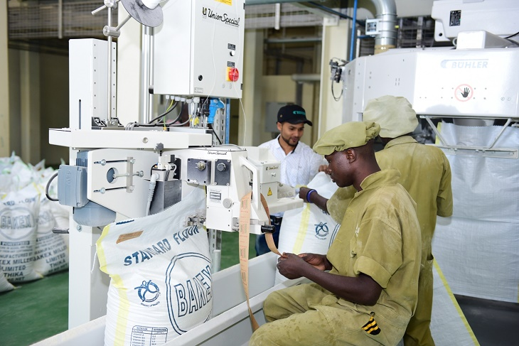 Thika based Bakex Millers Targets Bigger Market Share With New Plant