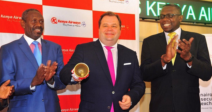 KQ Shares Record 135.85pc Historical Gain after Re-listing on NSE