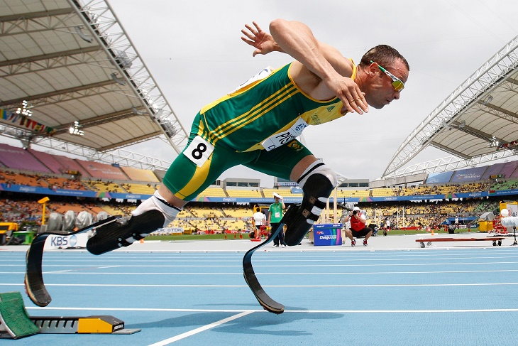 Oscar Pistorius: Blade Runner Killer on Lifetime Airs this Weekend
