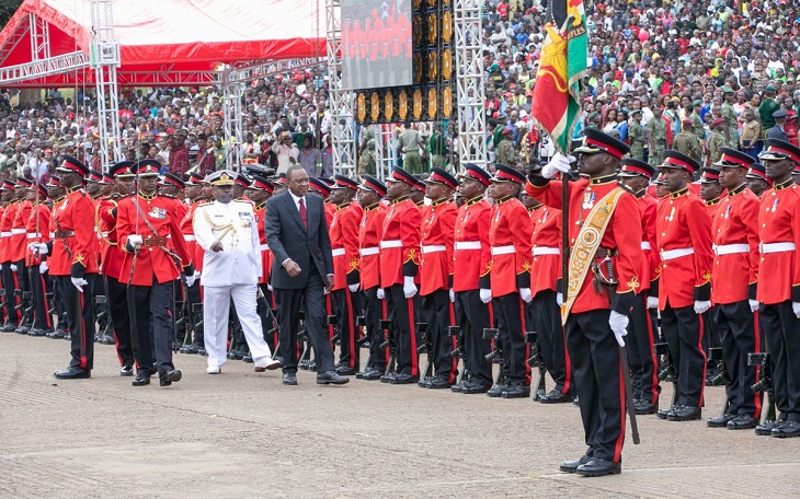 President Kenyatta Retains Six Cabinet Secretaries, Nominates Three