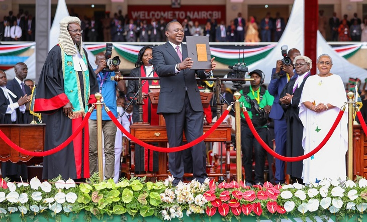 Uhuru most admired