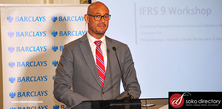 IFRS 9 will Introduce a new normal for the banking sector - Jeremy Awori