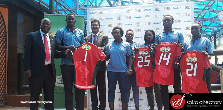 Bidco Africa Unveiled as New Shujaa Back of the Shirt Sponsor
