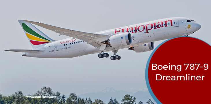 Ethiopian Airlines, Orders $1.3Bn Four Boeing 777 Freighters
