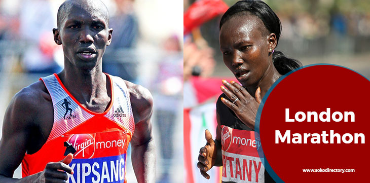 All eyes on Keitany and Kipsang at Sunday's New York Marathon