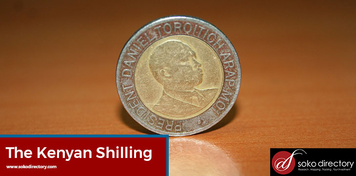 The Shilling Dollar Turnover Kenyan Shilling