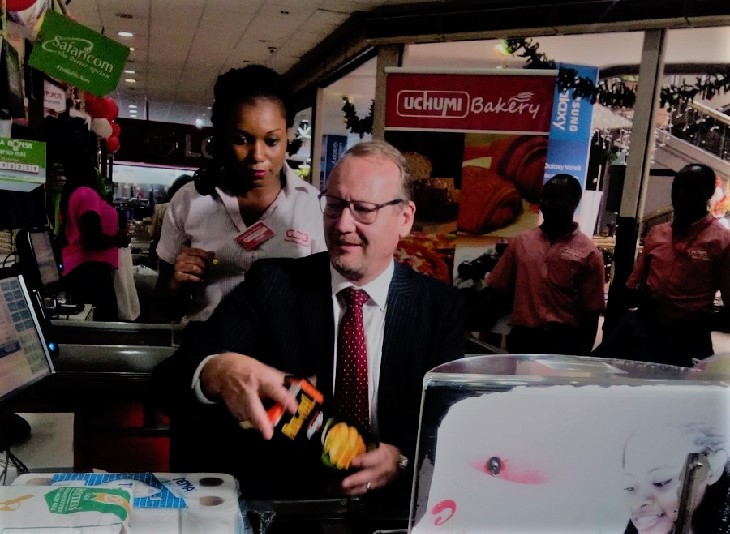Uchumi on Steady Growth Trajectory after Restocking Exercise