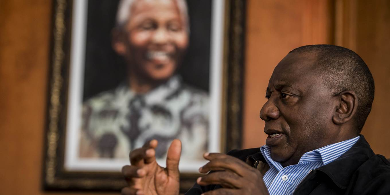 Open Letter to South Africa's ANC President, Cyril Ramaphosa