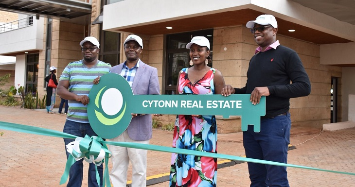 Cytonn Real Estate Hands over the Amara Ridge Contemporary Villas