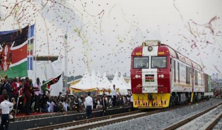 "China ""a gift bestowed from heaven"" for Africa in Railways Infrastructure"