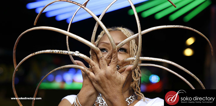 Did You Know The Longest Finger Nails In World On A Pair Of Hands Are 8 Feet Long