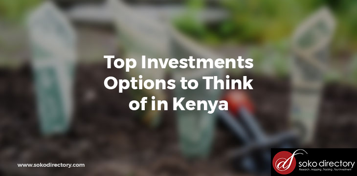 Agriculture, Real Estate Top Investment Options in 2018