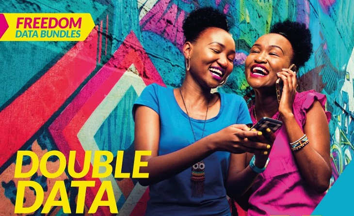 Telkom Kenya 4G Double Data Offer