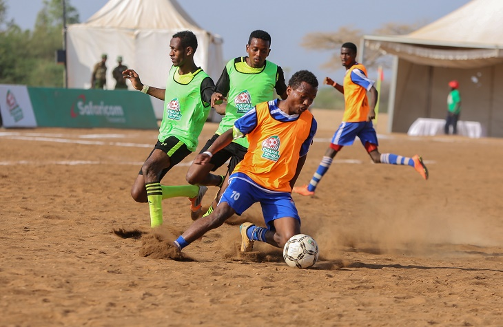 Al-Hayat Triumph at Chapa Dimba Na Safaricom North Eastern Region Finals