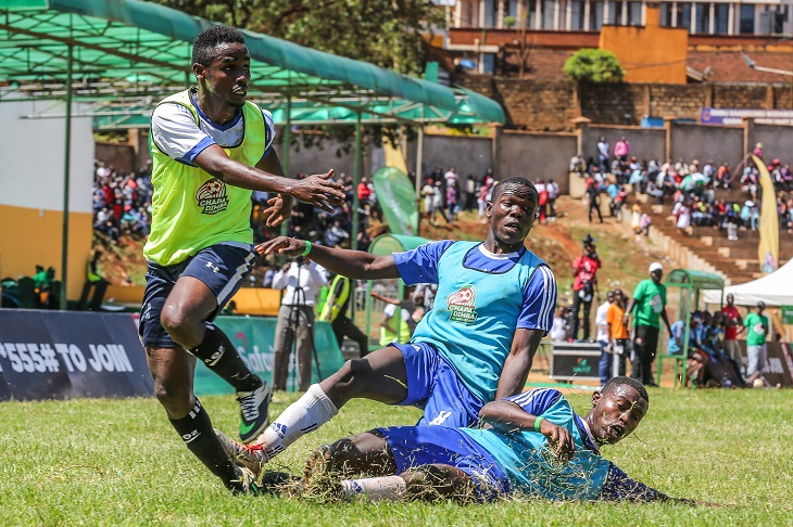 Garissa To Host Chapa Dimba Na Safaricom North Eastern Finals