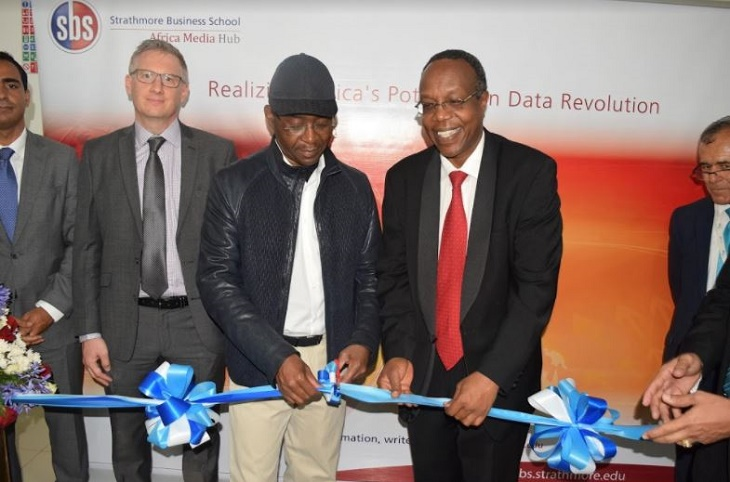 Liquid Telecom and Strathmore Partner to Drive Africa's Data Revolution
