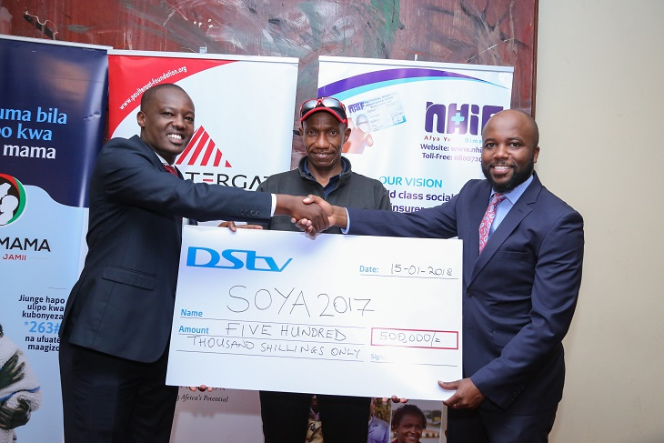 MultiChoice, SuperSport Announce KSh 1Mn sponsorship to SOYA Awards