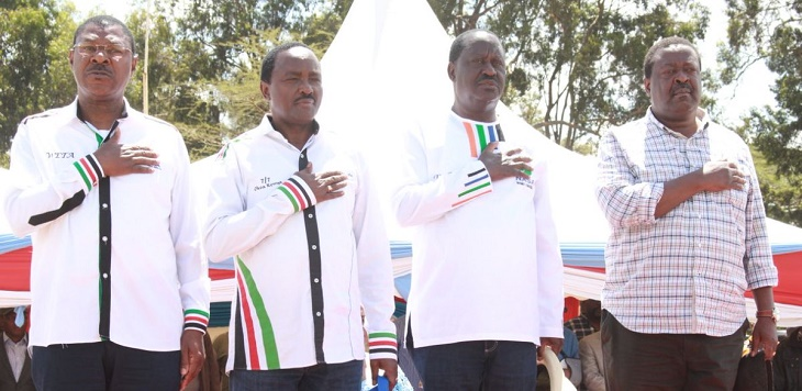 Kenya's Watershed Moment, as Raila Odinga is Set to be Inaugurated