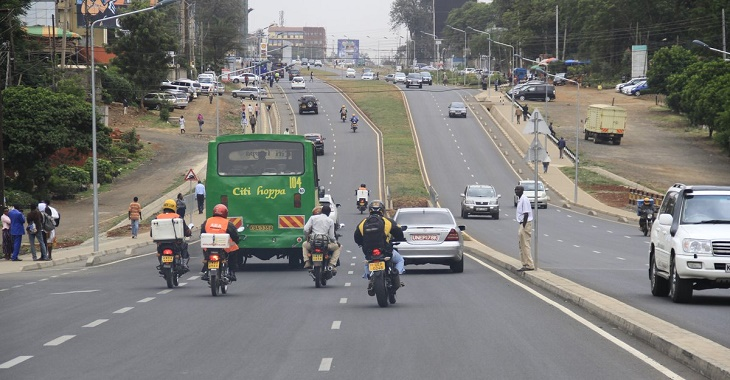 Second Phase of Expansion Work on Ngong Road Unveiled