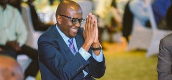 Nairobi Deputy Governor Polycarp Igathe has Resigned