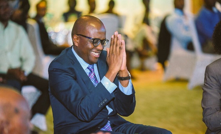 Polycarp Igathe Leaves Office as Nairobi County Deputy Governor