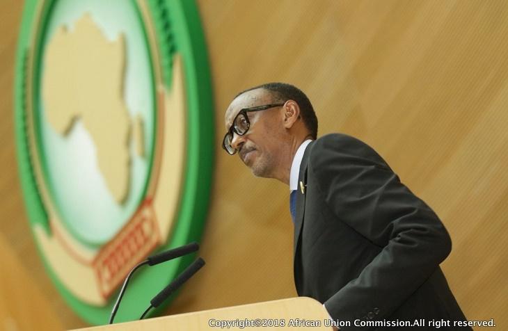 President Paul Kagame's Speech on Taking Over AU Leadership