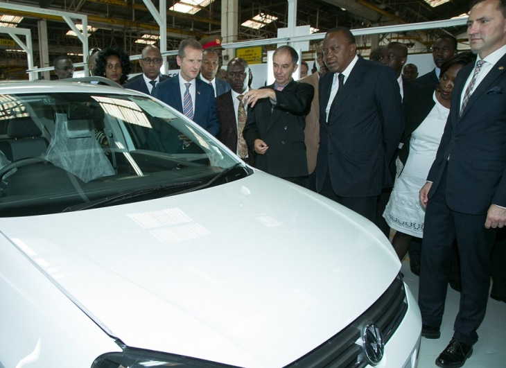 Volkswagen to Double Output of Polo Vivo Models in Kenya