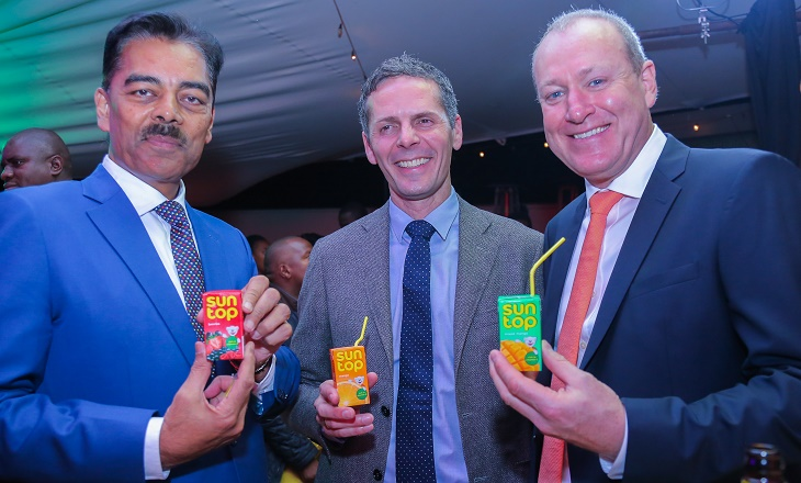 Bidco Reveals Ambitious Plan to Become Region's Largest Producer of Soft Drinks