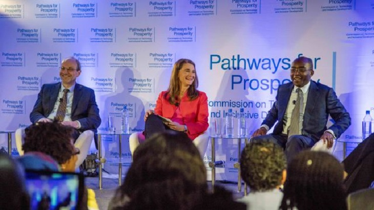 Pathways for Prosperity Launched on How Techn Can Spur Inclusive Development