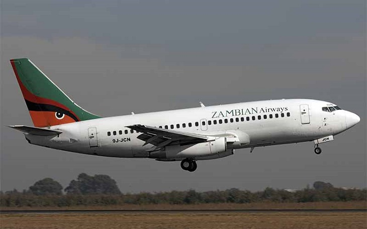 Ethiopian Airlines Re-launches Zambia Airways with 45pc Stake