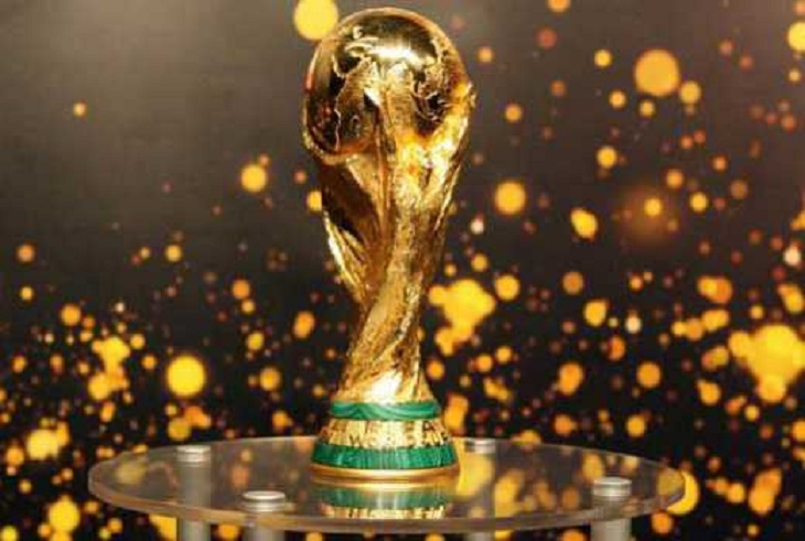 A Total of 122 Goals Have Been Scored at the World Cup as at 29th June?