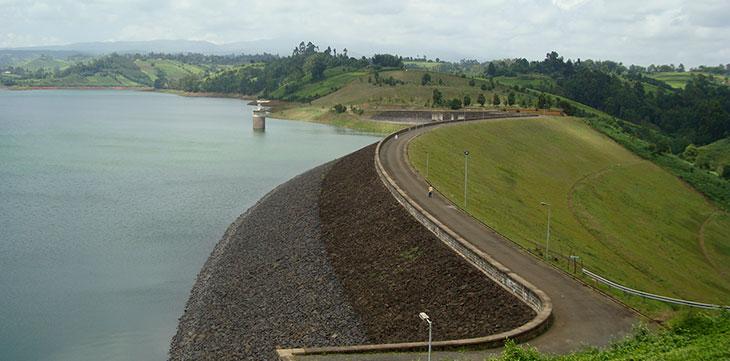 Ndakaini Dam
